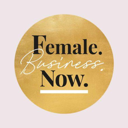 Female.Business.Now | Logo Design