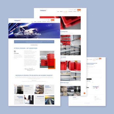 Tragufix | Website Relaunch